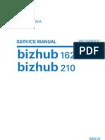 43888595 Konica Minolta Bizhub 162 210 Service Manual