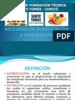 1alimientacion e Hidratacion