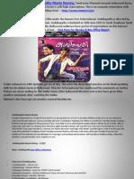 Dhanush Ambikapathy Movie Review