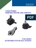 Catálogo Conector Perforacion aisl