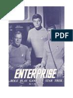 Star Trek Enterprise RPG (english translation, 1983)