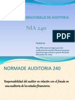 NIA 240