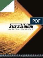 Ferrx 5000 Magnetic Separator