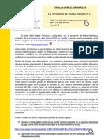 Asociación DRY - Charla-Debate ECONOMIA DEL BIEN COMÚN 3
