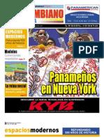 El Colombiano de Panama (Edicion 23-Mayo 09)