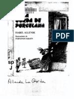 Allende Isabel - La Gorda de Porcelana (Scan)