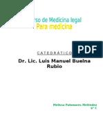 Curso de Forense Para Medicina