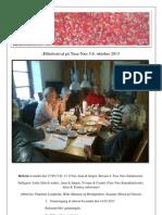 Referat fra arbejdsmøde om Æblefestival til efteråret den 5.6. oktober 2013 på Tuse Næs