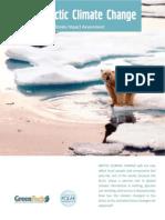 Foldout Arctic Climate Change