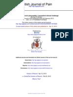 British Journal of Pain 2013 Goulden 2049463713479230