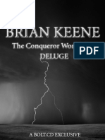 Brian Keene - [the Earthworm Gods 02] - The Conqueror Worms II- Deluge (v1.1) (Epub)