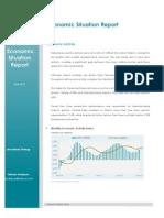 Economic Situation Report - JUN 2013