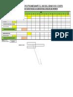 UAP-Evaluac y Control Proyectos-SEPARATA N°    Cálculo BC-PLANTILLA