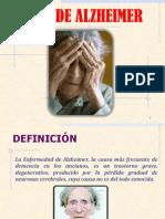 Demencia Senil y Mal de Alzheimer