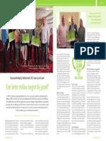 Bollenstreek Intobusiness - Duurzaamheidsprijs (juni 2013, p.40)