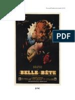 P.O.V. - La Belle et La Bête - Film Notes