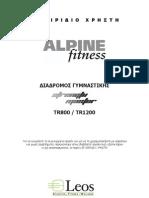 Alpine fitness manual