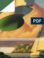 Houghton Mifflin Harcourt Fall 2013 Gift Catalog