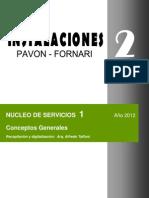 Instalaciones 2 Pavon Nucleo Servicios Conceptos