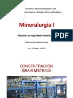 Mineralurgia Clase 8