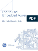 2012 Productselection Guide