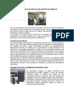 INSTALACIÓN ELÉCTRICA DE UN CENTRO DE CÓMPUTO