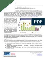 Jegi 1h 2013 Ma Report
