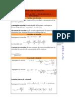 Integrales en Quimica de Materiales