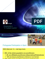 UEFA Study Group Report - Portugal