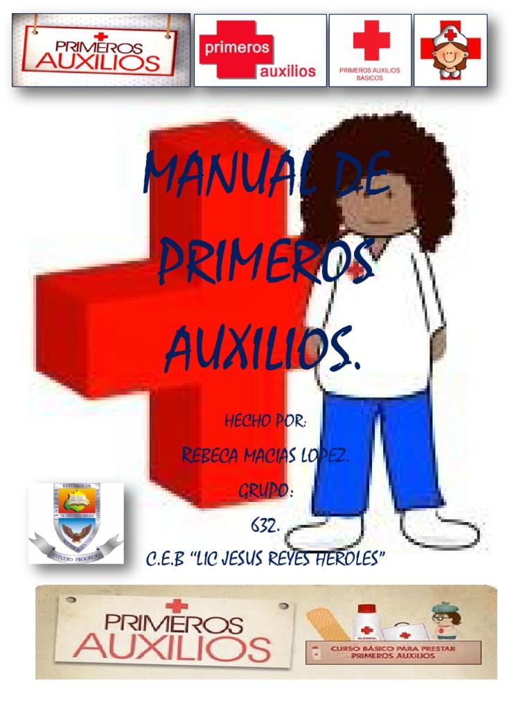 dff34a8e1e8 Manual de Primeros Auxilios