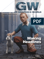 Computer Graphics World - December 2011.January 2012