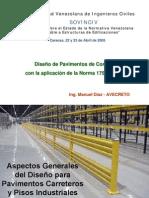 Manuel Diaz Diseño Pavimentos rigidos