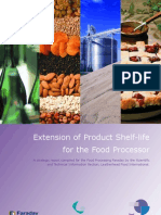 Extension of Product Shelf-Life