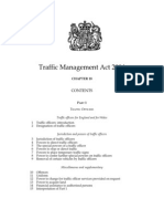 Traffic Management Act 2004