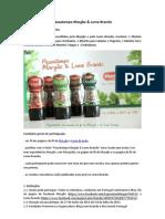 Regulamento Margão & Lume Brando