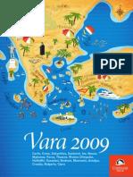Christian Tour - Catalog Sejururi 2009