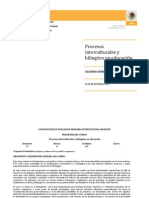 Procesos Interculturales y Bilingues Lepriib