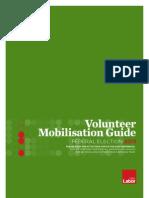 Volunteer Mobilisation Guide