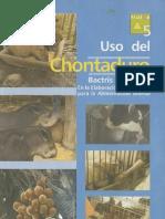Uso del chontaduro en la elaboración de raciones para la alimentación animal