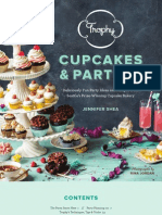Trophy Cupcakes & Parties! Cookbook Sampler
