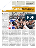 Observador semanal del 27/06/2013