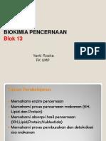 Biokimia Pencernaan.ump2013