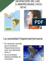 Emancipación Hispanoamericana