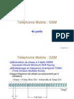 Téléphonie Mobile GSM-4e partie