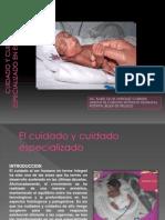 Cuidados Especializados de Enfermeria