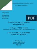 45 ESTUDIO DE MARCOS BAJO CARGA LATERAL.pdf