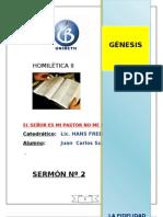 SERMÓN Nº 2-GÉNESIS-LA FIDELIDAD DE DIOS Y LA FE DE ABRAHAM