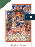 Palden Lhamo Kangso