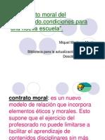 Contrato Moral Del Profesor