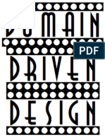 Domain Driven Design - Roteiro Teatral